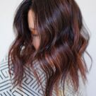 50 Trendy Brown Hair Colors and Brunette Hairstyles for 2021 - Hadviser