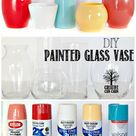 Spray Paint For Glass