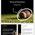 Super Bowl Party PowerPoint Template