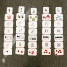 Mathe Klasse 1 - Legekarten