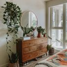 Indoor Plants in the Bedroom: Our Houseplant Tour
