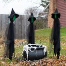 DIY Witch Gathering using Upcycled Materials