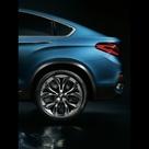 2013 BMW X4 Concept    Rear