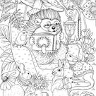 Story Teller - Favoreads Coloring Club