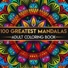 150 Amazing Mandalas Adult Coloring Book: Coloring Pages For Meditation And Happiness by NPH Bin