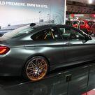 2016 BMW M4 GTS Tokyo 2015 Photo Gallery