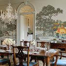 Traditional Dining Rooms