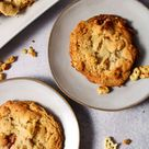Bacon Maple Honeycomb Crunch Cookie - Namastay and Saute