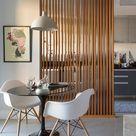 De houten wand weer hip in je interieur - NoSiss