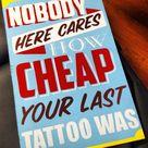 Tattoo Signs