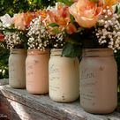 Jar Centerpieces