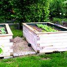 Hochbeet Bau - Gartentipps / Survival Tipps