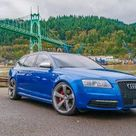 Es stating the obvious 2007 Audi S6 Avant is the dream wagon we never got