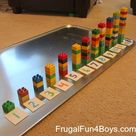Mathematik mit Lego