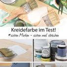 Kreidefarbe kaufen   aber welche Sieben Farben im Vergleich   DIY Blog