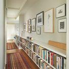 HINWEIS: Bücherregale in der 2. Etage von Rohleder Borges Architecture - Deko i...,  #Archite...