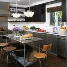 Stainless Steel Island