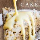 Authentic Irish Apple Cake
