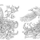 This Adult Coloring Book Will Have You Screaming Where Are My Crayons?!