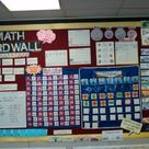 Math Word Walls
