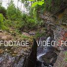 Che-chkish waterfall in Altai