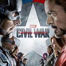 Captain America - Civil War (11 x 17) Movie Collectors Poster Print