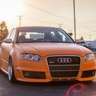 Audi RS4 DIA Gallery   Rotiform Wheels