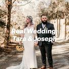 Real Wedding: Tara & Joseph | Four Oaks Manor Spring Outdoor Wedding