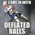 Tom Brady Football
