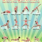 12 Morning Stretches to Help You Get Rid of Pain, Stiffness, and Extra Weight