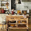 Pottery Barn Kitchen