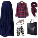 Maxi Skirt Style
