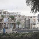 Gallery of Sustainable Startup Beats out BIG, Henning Larsen for a New Eco-Village in Copenhagen  - 2