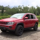 Prototypes Revealed Slightly Modified Jeep Compass Concept