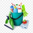 House Cleaning Products - Spring Cleaning With Young Living - Free Transparent PNG Clipart Images Download. ClipartMax.com