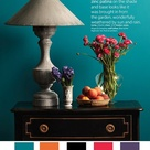 Teal Wall Colors