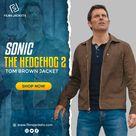 Sonic the Hedgehog 2 Tom Brown Jacket