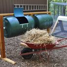 Tumbling Composter
