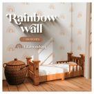 ⋒ Rainbow Wall