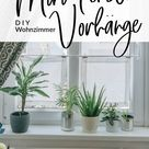 DIY Wohnzimmer: DIY Mini-Fenster-Vorhänge als Sichtschutz - das DIY-Lifestyle Magazin