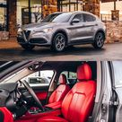 2018 Alfa Romeo Stelvio w/ 12k miles, only $27,795. Original MSRP new $$49,535