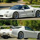 1991 Acura NSX Supercharged 3.0L V6