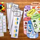 Busy Bag Preschool Toddler Busy Book Homeschool Numbers | Etsy