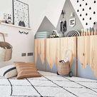 Ikea hack IVAR : inspirations et astcues déco - Clem Around The Corner