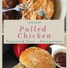 ᐅ Pulled Chicken Rezept ⇒ Zaubermeister • Pampered Chef®