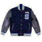 Andy The Breakfast Club Letterman Bomber Baseball Varsity Jacket - 5XL