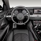 The 605 HP Audi S8 Plus Hits 62mph In Just 3.8 Seconds