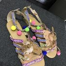 Tahiti Gladiator Sandals