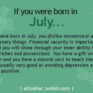 July Born