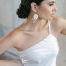 DIPTYQUE | Porcelain Flower Earrings